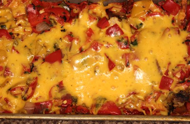 Oven Baked Chicken Casserole