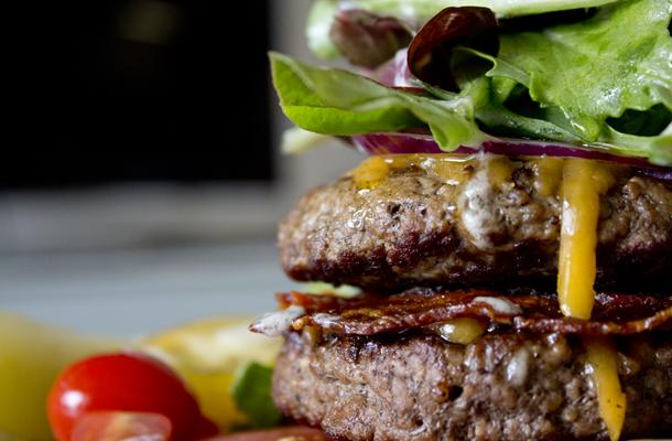 Gluten Free Hamburger