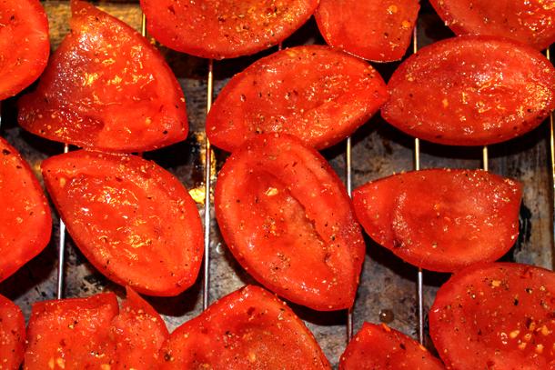 Homemade Sun-dried Tomato