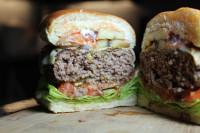 Mushroom Swiss Burger Recipe