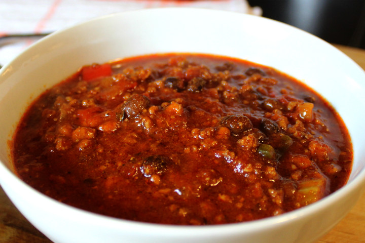 plain chili feature