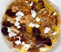 Zaatar Omelette